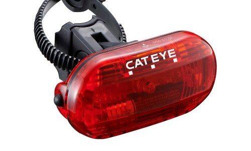 cateye tl ld135g r cklicht schwarz rot 2016 fahrradbeleuchtung xamah. Black Bedroom Furniture Sets. Home Design Ideas